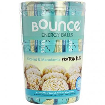 Bounce Balls Coconut & Macadamia 60x35g