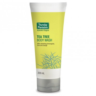 Thursday Plantation Tea Tree Bodywash 200ml x 3
