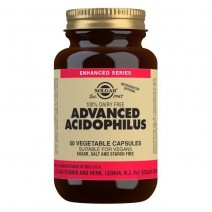 Solgar Advanced Acidophilus 100 Vegetable Capsules