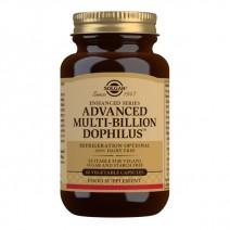Solgar Advanced Multi-Billion Dophilus 60 Vegetable Capsules