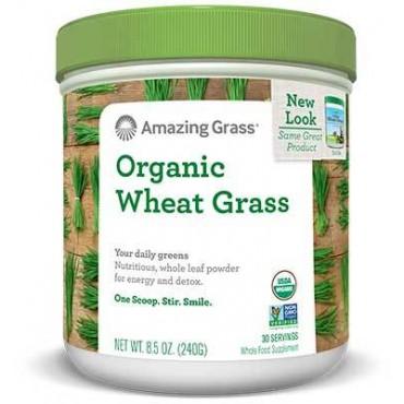 Amazing Grass Organic Wheatgrass 240g
