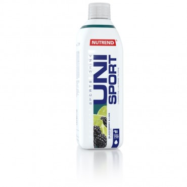 NUTREND Unisport Blackberry/Lime 1000ml