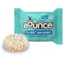 Bounce Balls Coconut & Macadamia 40x40g