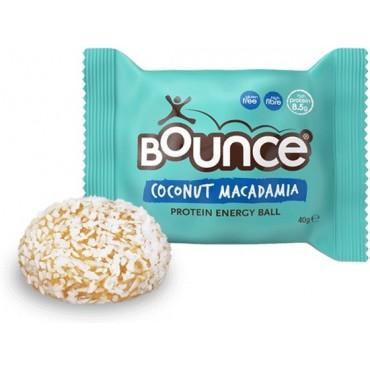 Bounce Balls Coconut & Macadamia 20x40g