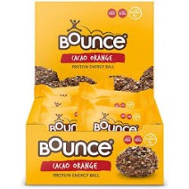Bounce Balls Cacao Orange 12 x 42g