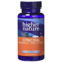 Higher Nature Citricidal 100mg 100 Tablets