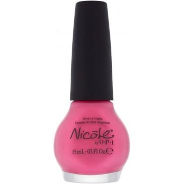 Nicole OPI Nail Lacquer 15ml City Pretty Rose x 2