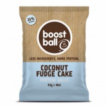 Boostball Coconut Fudge Cake 42g