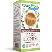 Cultivators Dark Blonde Organic Hair Colour 100g