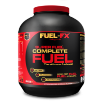 Fuel FX Complete Fuel Banana Delight 2kg NO BBE ON PRODUCT