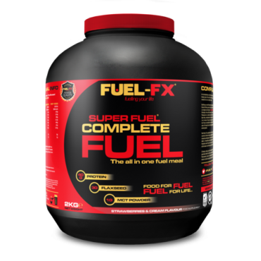 Fuel FX Complete Fuel Strawberries & Cream 2kg