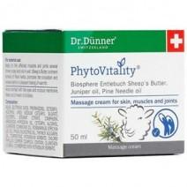 Dr Dunner Phytovitality Massage Cream 50ml