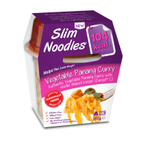 Eat Water Slim Noodles Vegetable Panang Curry 250g