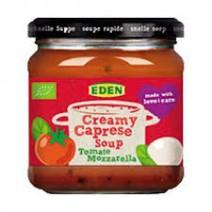 Eden Creamy Caprese Soup Tomato & Mozzarella 350ml