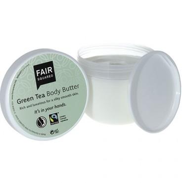 Fair Squared Body Butter Green Tea 150ml  x 6