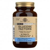 Solgar Gold Specifics Glucose Factors Tablets Pack of 60