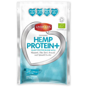 Linwoods Organic Hemp & Protein Chia Seed, Broccoli & Spinach 20g