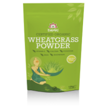 Iswari Organic Wheatgrass Powder 200g