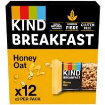 Kind Honey Oat 50g x 12