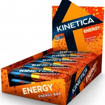 Kinetica Energy Plus Oat & Cranberry Bars 50g x 15