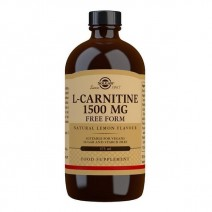 Solgar L-Carnitine 1500 mg Liquid 473 ml