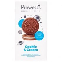 Prewetts Cookies & Cream Biscuits x 7