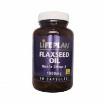 Lifeplan Flaxseed Oil 1000mg 90's