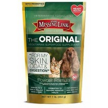 Missing Link Formula for Cats & Dogs 454g