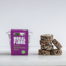 Moral Fibre Exotic Seedy Fruity Bites 70g
