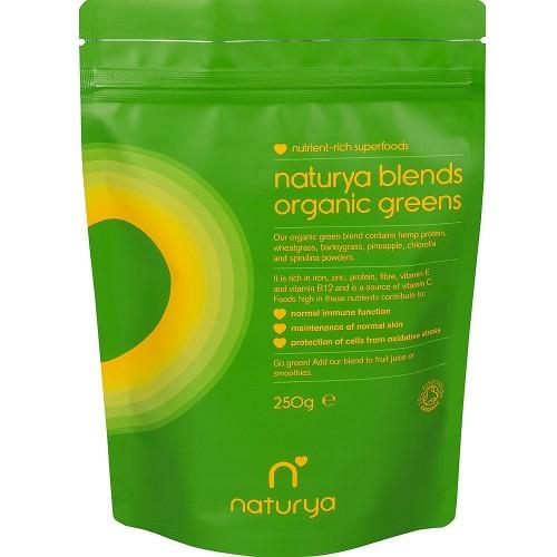 Naturya Organic Green Blend 250g