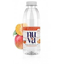 Nuva Tangerine & Mango Water 500ml