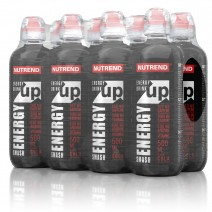 Nutrend Smash Energy UP 8 x 500 ml Black