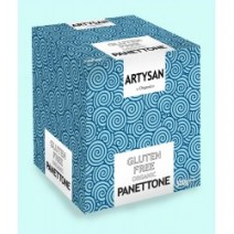 Artysn By Organico Gluten Free Organic Panettone 500g