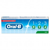 Oral B 123 Mint Toothpaste 100ml