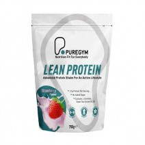 Pure Gym Lean Protein Strawberry 6x750G