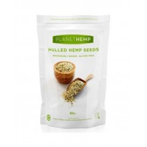 Planet Hemp Hulled Hemp Seeds 454g