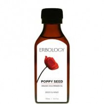 Erbology Poppy Seed Oil 100ml