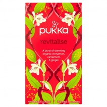 Pukka Revitalise Tea 20 Bags