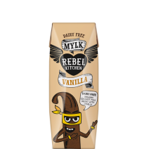 Rebel Kitchen Organic Dairy Free Vanilla Mylk 250ml
