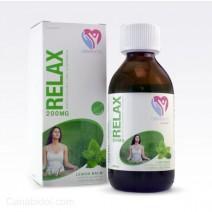 CBD Health Relax 200mg Canabidol with Lemon Balm 200ml