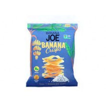 Banana Joe Banana Crisps Sea Salt 12 x 23g