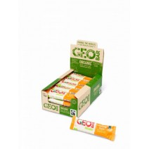 Traidcraft Fairtrade GEObar Organic Carrot & Ginger 20 x 40g