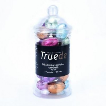 Truede Milk Chocolate Egg Pralines With Crunch 700g