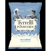 Tyrrell's Poshcorn Sea Salted 70g
