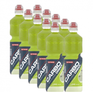 Nutrend Carbo Drinx Lime 8 x 750 ml