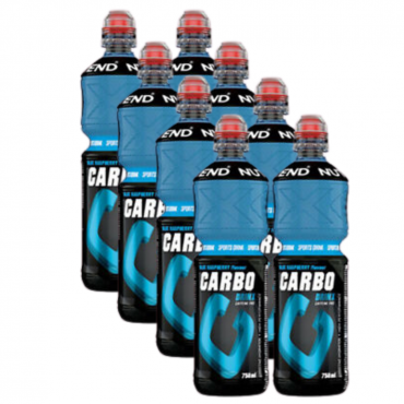 Nutrend Carbo Drinx Blue Raspberry 8 x 750 ml