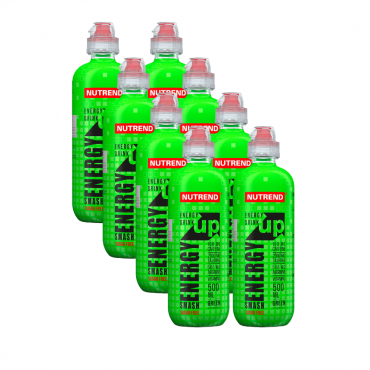 Nutrend Smash Energy UP 8 x 500 ml Green