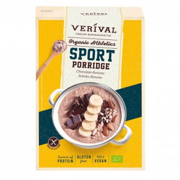 Verival Sport Porridge 6 x 350g