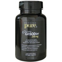 Beyond Pure Activated Glisodin 500mg x 60 Capsules
