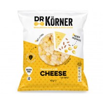 Dr Korner Wholegrain Mini Corn & Rice Cakes with Cheese 40g